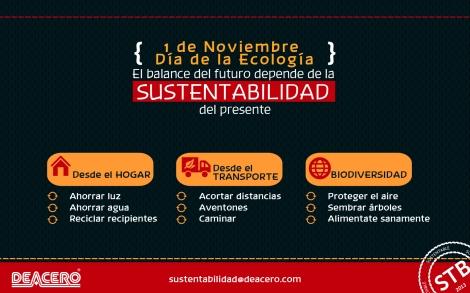 día de la ecología 2013-01