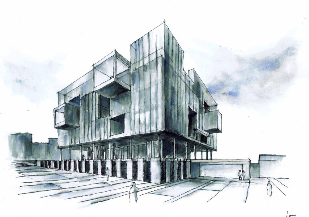 Los 8 materiales m s naturales para la arquitectura for Que es un plano arquitectonico