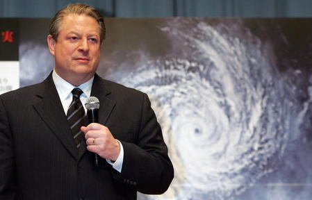 "Al Gore In Japan To Promote ""An Inconvenient Truth"" Film And Book"