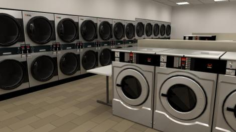 IPSO Laundry Showcase