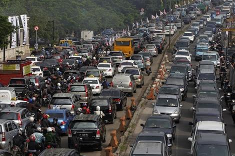 Trafico-Yakarta